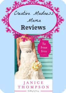 The Dream Dress (Weddings by Design #3) by Janice Thompson