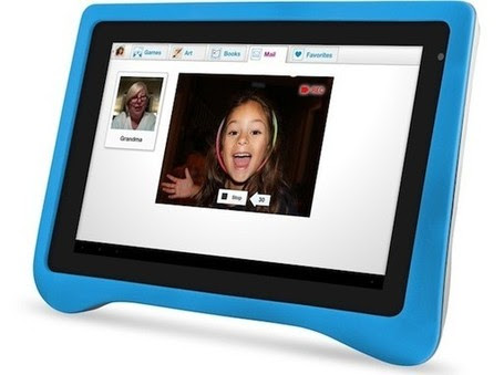 Ematic outs 7-inch FunTab Pro with ICS and a Zoodles mode for kids, available for $150 | Kids-friendly technologies | Scoop.it