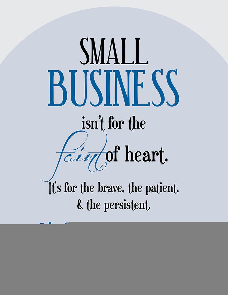 Business Inspiration Quote Retro Future