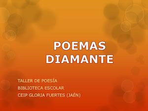 Poemas Diamante 6º A 2015716