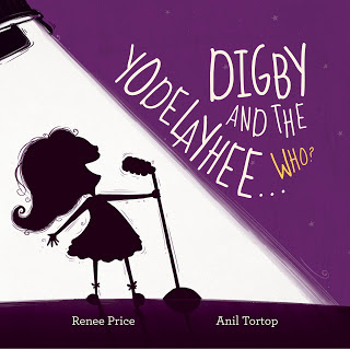 Review: Digby and the Yodelayhee... Who?