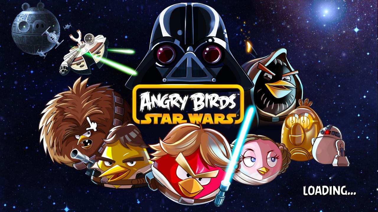 Download Games Angry Birds Ver Star Wars 1.1.0