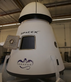 Dragon Spacecraft, Engineering Model