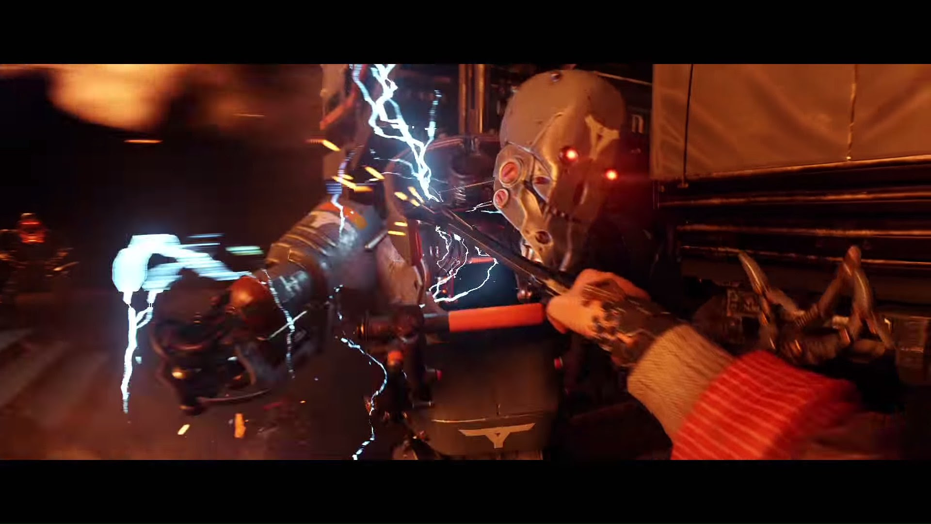 Review Wolfenstein Ii The New Colossus Serves Up The Splatter