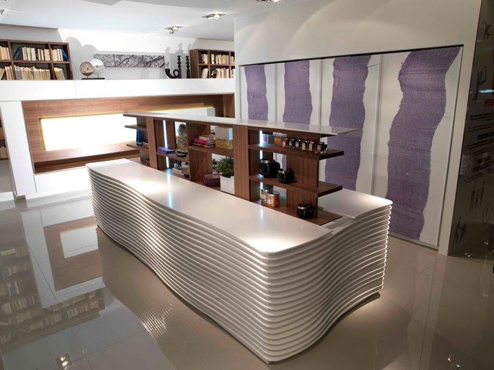 Cuisine Futuriste 2 Photo De Cuisine Moderne Design Contemporaine Luxe