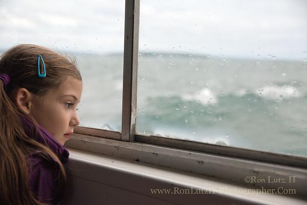 Madeline, Island, Ferry, Line, Bayfield, La, Pointe, Wisconsin, WI
