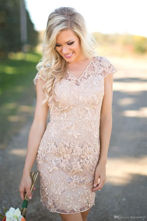 Cheap 2017 Cheap Country Bridesmaid Dresses V Neck Full