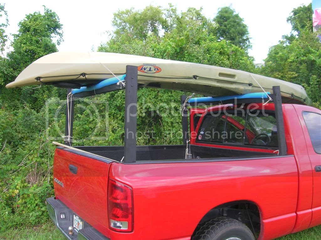 Paddle-Fishing.com • View topic - Nice truck rack idea