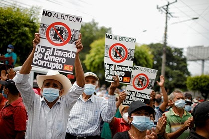 Латиноамериканцы ополчились на биткоин