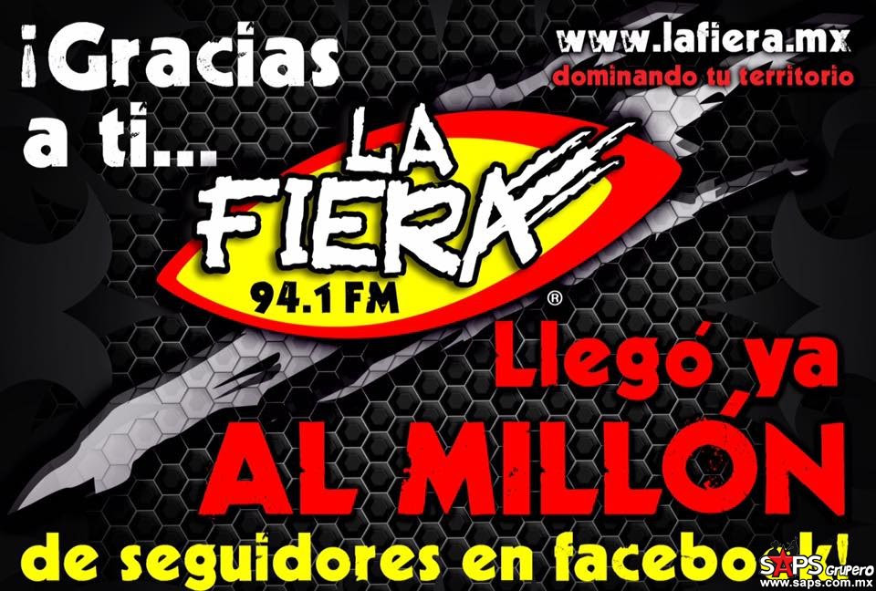 La Fiera 94.1 FM - Grupo Pazos Radio