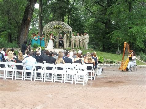 Wedding at Meyer?s Castle ~ Northwest Indiana Harpist