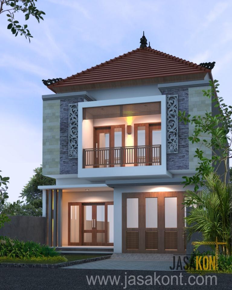 99 Foto Desain Rumah Minimalis Bali Gratis Unduh