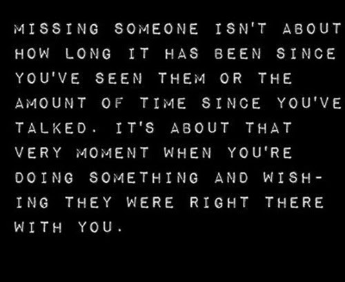 Cute Quotes Missing Someone Cute Quotes