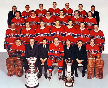 1965-66 Montreal Canadiens team, 1965-66 Montreal Canadiens team