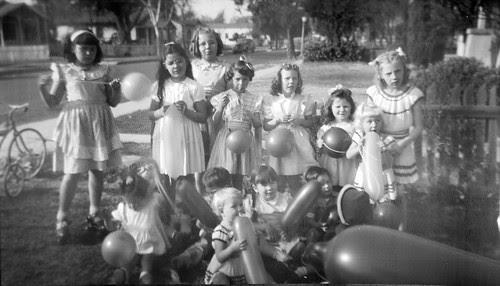 Girls birthday party