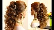 33+ Curly Bridal Updo