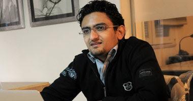 وائل غنيم الناشط السياسى ومدير تسويق جوجل بالشرق الأوسط