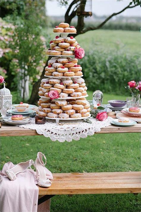 100 Scrumptious Wedding Donuts Displays & Ideas ? Page 7