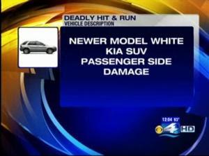 Hit And Run Suspect Kills Elderly Man