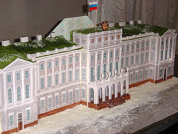 Cake Art by Zhanna from St.Petersburg