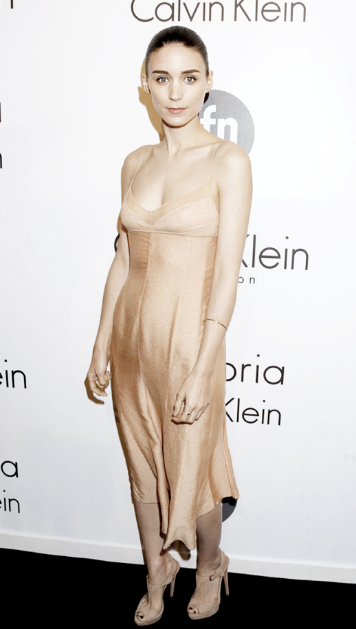 LE FASHION BLOG ROONEY MARA CALVIN KLEIN  EUPHORIA CANNES NUDE DRESS 2 photo LEFASHIONBLOGROONEYMARACALVINKLEINEUPHORIACANNESNUDEDRESS2.png