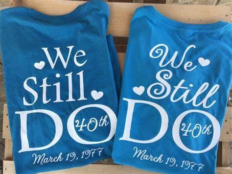 We still do, bundle shirts, Monogram tshirt, wedding
