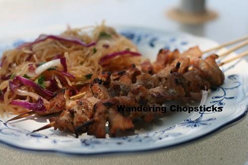 Thit Heo Nuong Xien (Vietnamese Grilled Pork Skewers) 7
