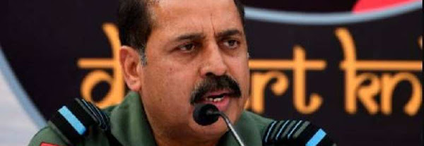 If China can get aggressive at LAC, so can we: IAF chief