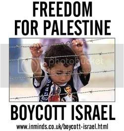 bOycoTT ISraEL!!! Pictures, Images and Photos