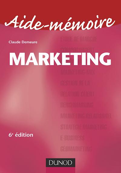 Télécharger le Livre : Aide mémoire marketing.pdf