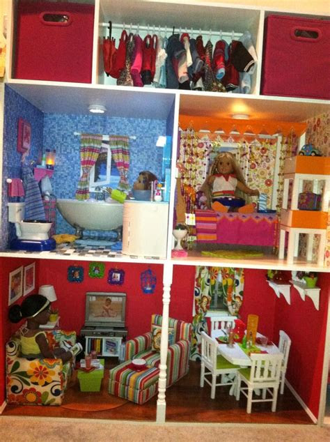 images  american girl house ideas  pinterest