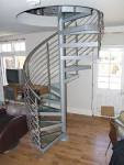 Design Staircase Grand Spiral Staircase, Straight Flight Staircase ...