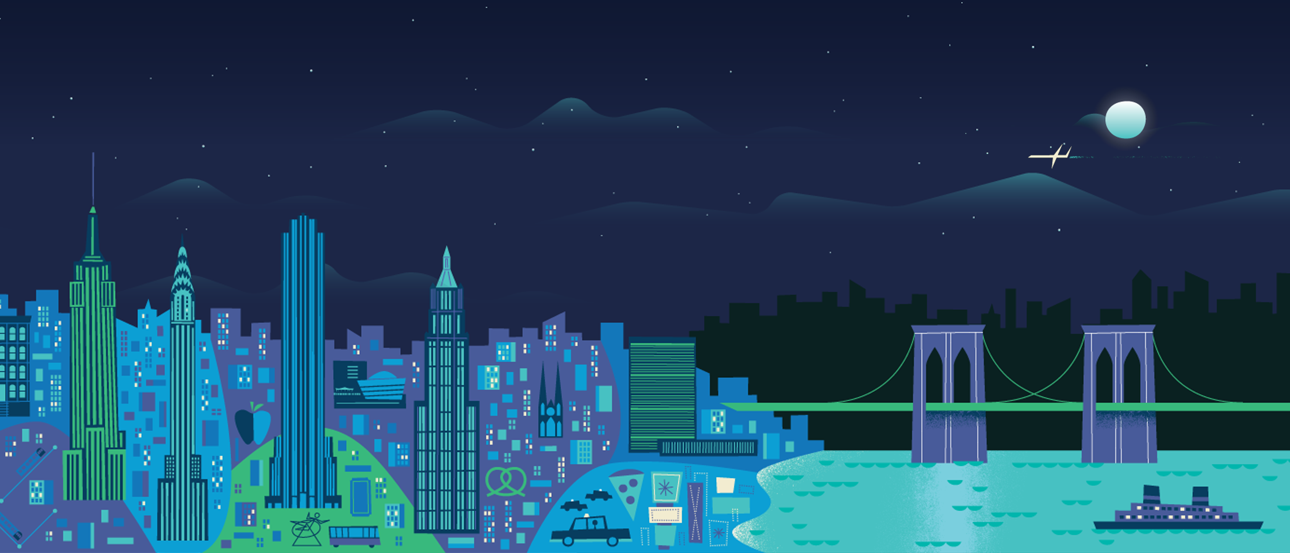 Download Those Awesome Google Now City Headers in High ...
