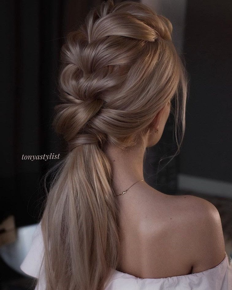 Gorgeous Ponytail  Hairstyle  Ideas  That Will Leave You In