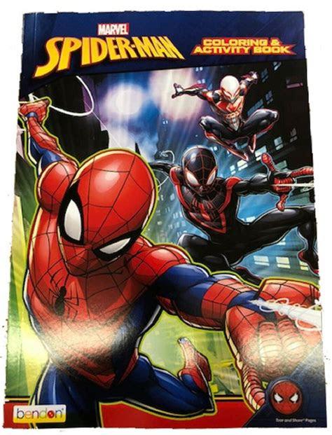 coloring book spiderman p jumbo coloring