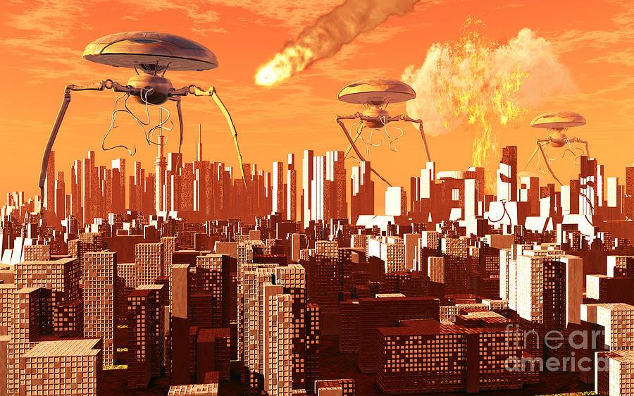 1 war of the worlds mark stevenson