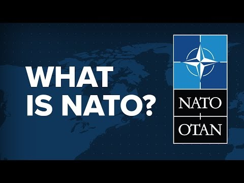 VIDEOWALL :: NATO: What is NATO, why does it still exist, and how does it work? [2020 version]
