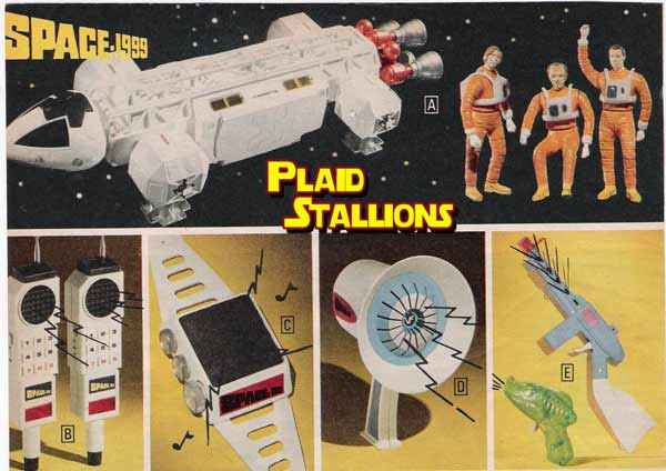 space 1999 goodies