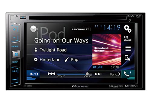 Pioneer Touch Screen Radio Bluetooth