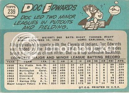 #239 Doc Edwards (back)