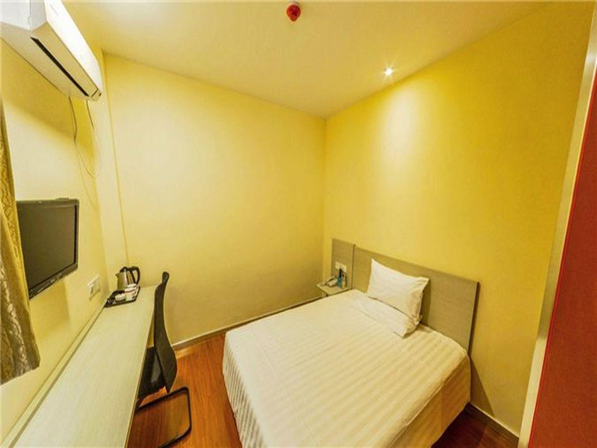 Hanting Hotel Shanghai Hongqiao West Zhongshan Road Branch Reviews