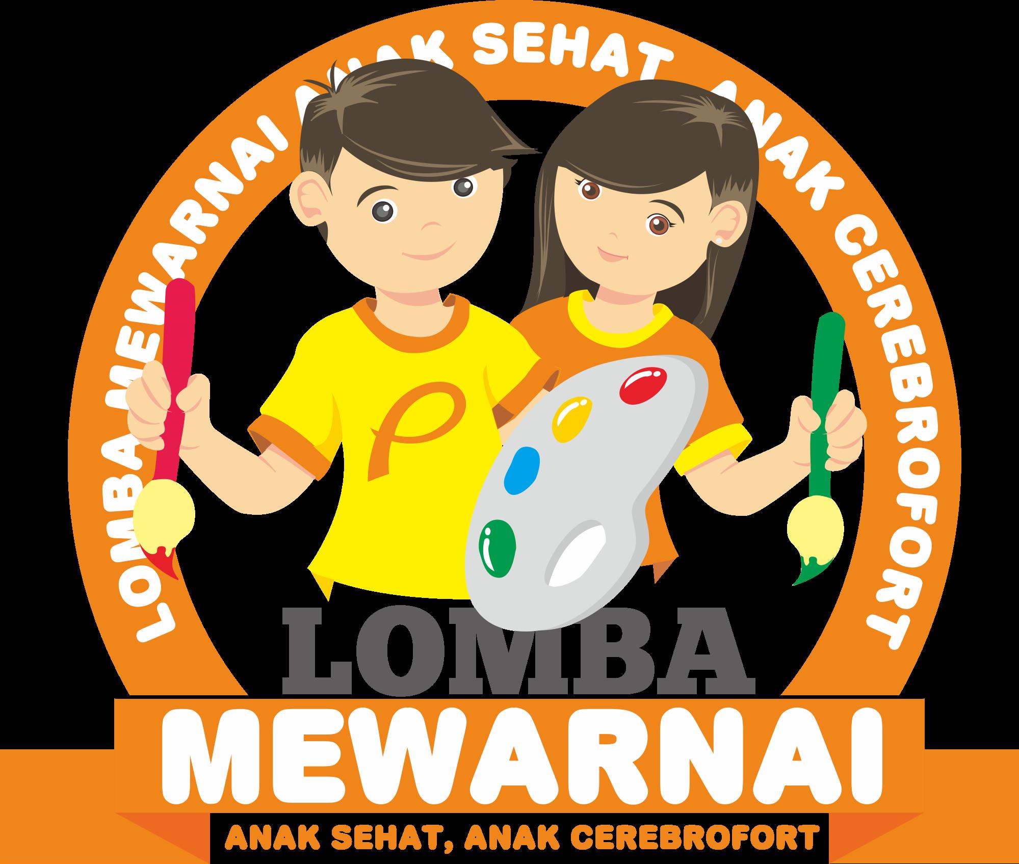Kumpulan Sketsa Gambar Lomba Mewarnai Logo Pegadaian