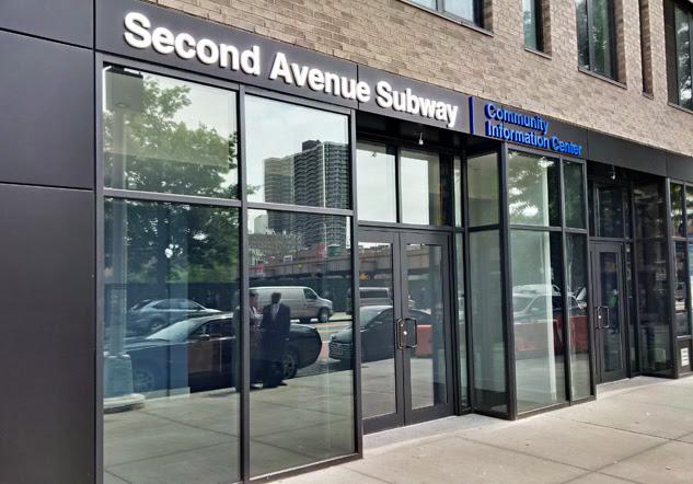 Mta Capital Programs Second Avenue Subway