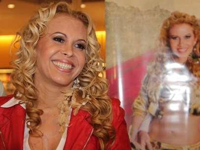 Cantora Joelma comentou sobre declaração a respeito dos gays Foto: Milene Cardoso / AgNews