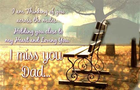 Thinking Of You Across The Miles. Free Miss You eCards