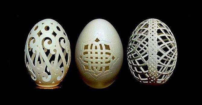 Yumurta Sanatı Yapılışı Bayan Hobileri