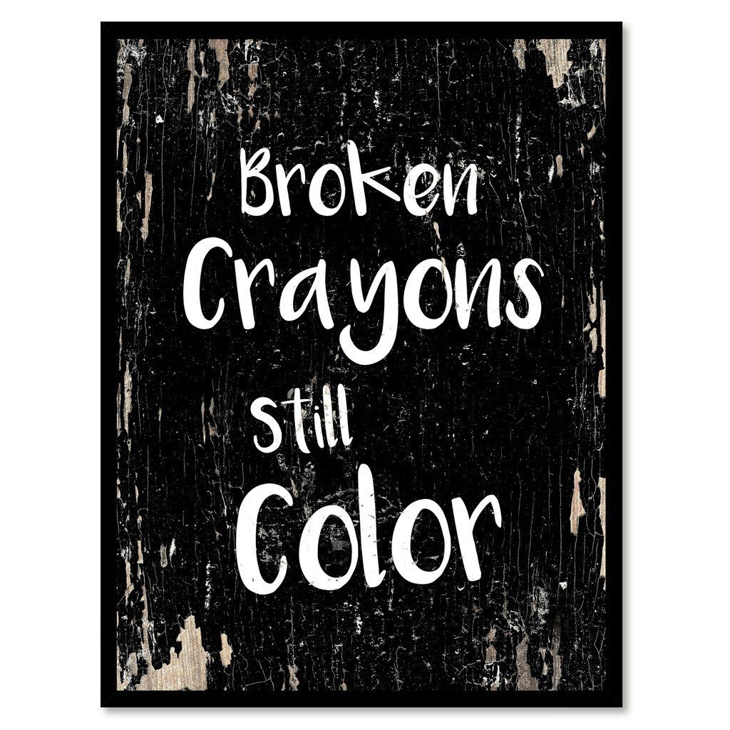 Broken Crayons Still Color Pictures Photos And Images For Facebook