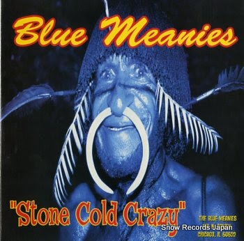 BLUE MEANIES / MU330 split ep