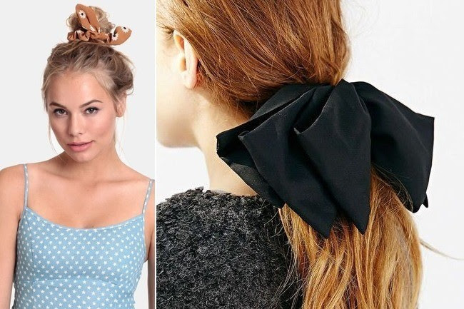Easy Outfit Upgrade: Tie a Ribbon Around Your Ponytail