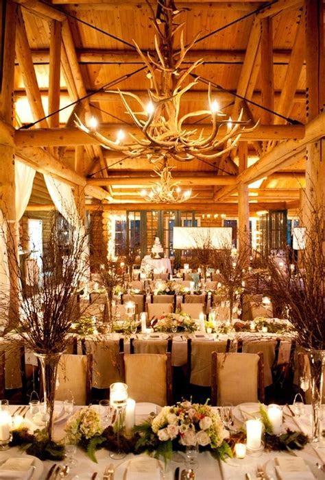 Cabin Wedding Ideas